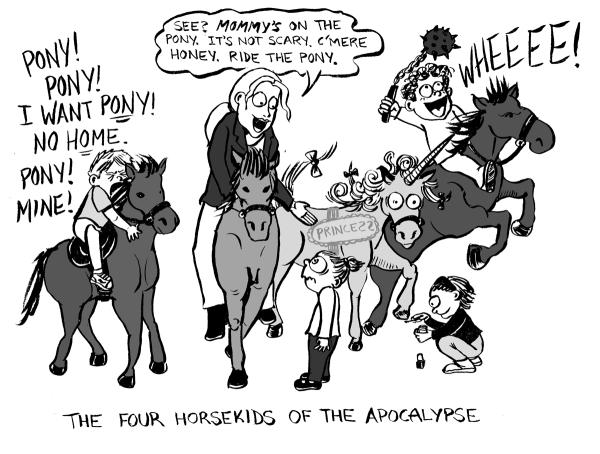 horsekids