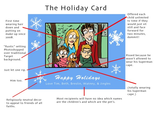 the holiday card(1)